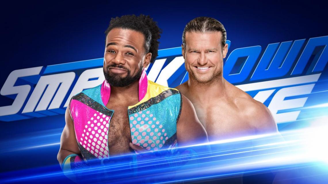 Previa WWE SmackDown: 18 de junio de 2019