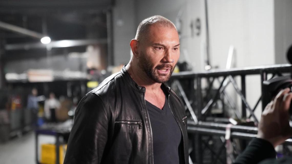 Batista habla sobre AEW y WrestleMania 35