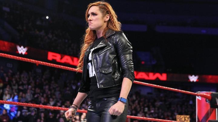 WWE tiene un plan de largo plazo para Becky Lynch