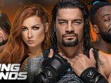 WWE Stomping Grounds cartelera
