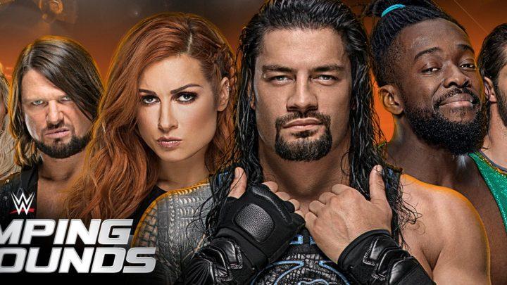 Nuevos combates añadidos a la cartelera de WWE Stomping Grounds