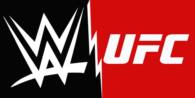 WWE UFC Sonnen