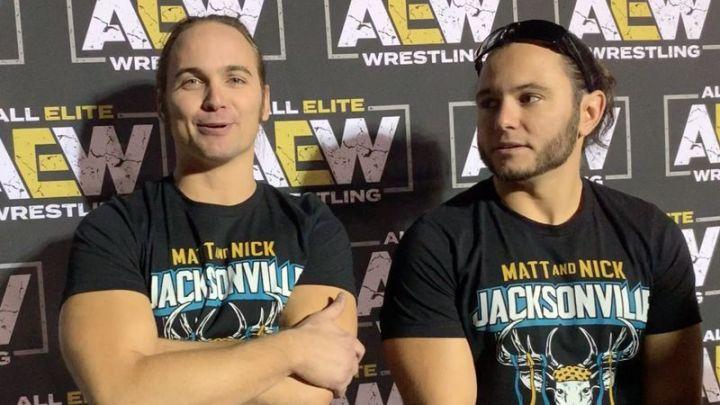 The Young Bucks vencen en AEW Fight For the Fallen