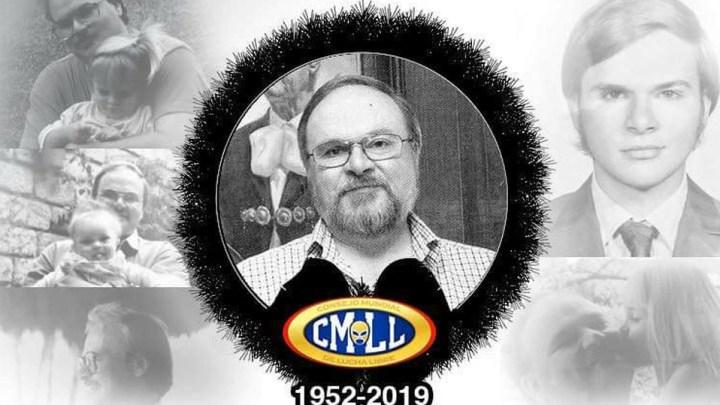 Fallece el presidente de CMLL, Francisco Alonso Lutteroth