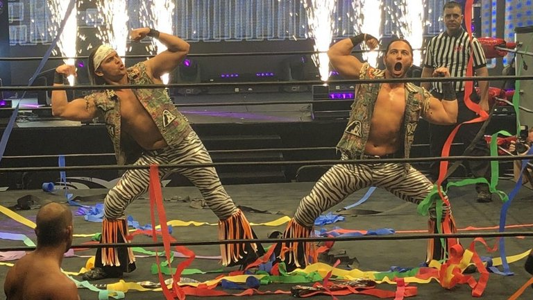 The Young Bucks estuvieron apunto de firmar por WWE