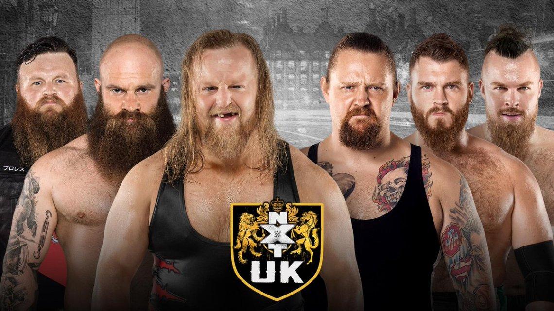 Resultados WWE NXT UK 10 julio 2019