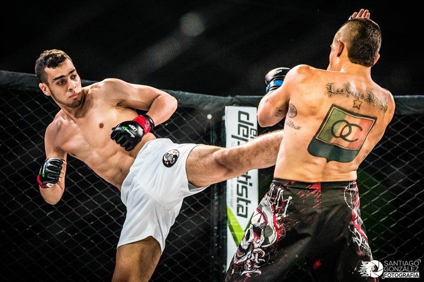 MMA colombiano: Último Guerrero en pie vuelve a Medellín