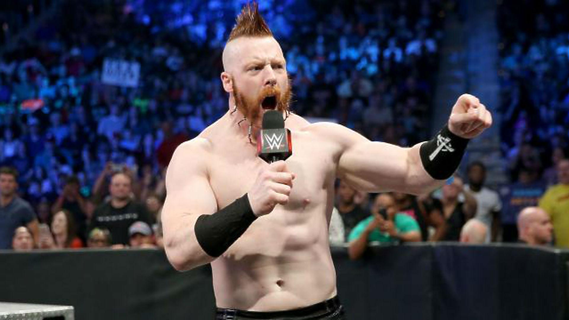 Sheamus podría regresar muy pronto al ring de WWE