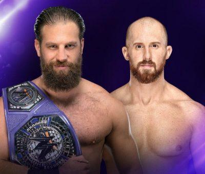 WWE 205 Live resultados 13 de agosto