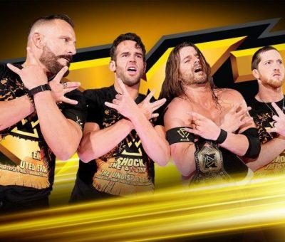 WWE NXT Resultados 21 de agosto