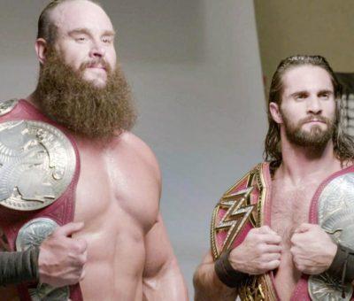 Strowman Rollins