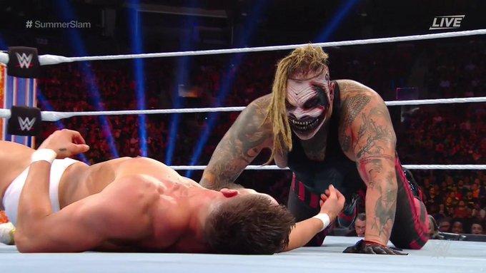Bray Wyatt Finn Balor SummerSlam