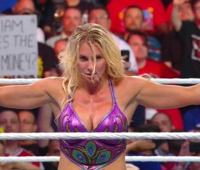 Charlotte Flair Trish Stratus SummerSlam