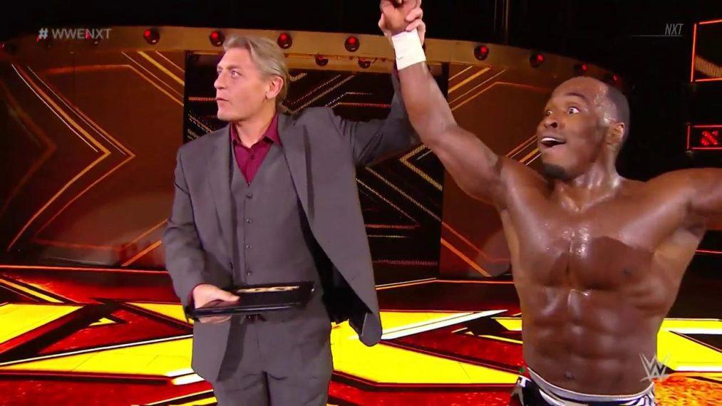 Jordan Myles NXT Breakout Tournament
