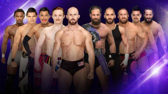 Se anuncian los equipos completos para 205 Live