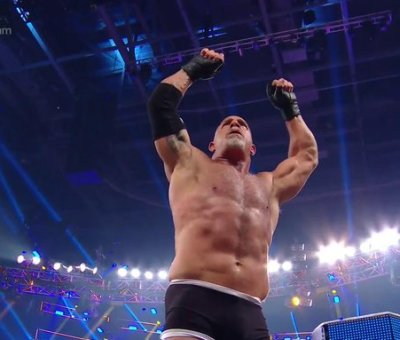 Goldberg Dolph Ziggler SummerSlam