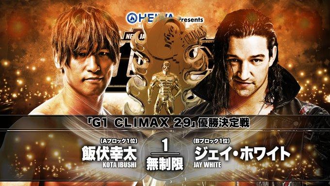 NJPW G1 Climax 29 Final
