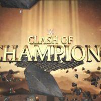 ¿Cómo quedará la cartelera de Clash of Champions 2019?