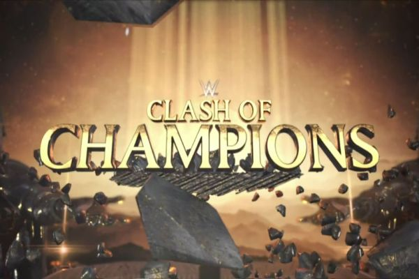 Cartelera Clash of Champions 2019