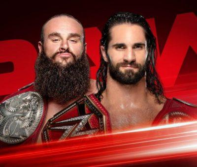 WWE RAW Resultados 2 de septiembre