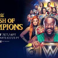 WWE Clash of Champions: Resultados en directo