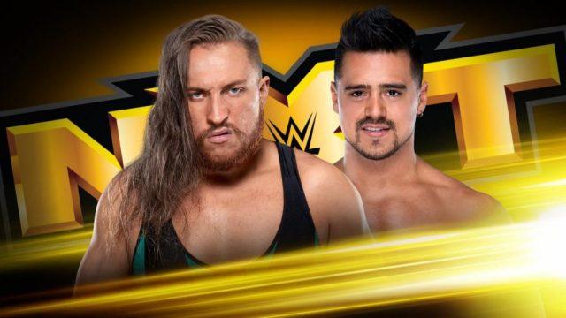 Previa WWE NXT: 11 de septiembre de 2019