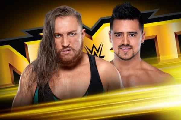 WWE NXT Resultados 11 de septiembre