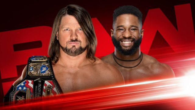 Previa WWE Raw: 30 de septiembre de 2019