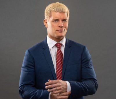 Cody Rhodes campeonato AEW