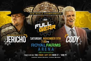 Cody Chris Jericho Full Gear