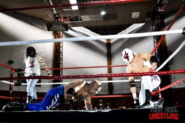 ELL: Nuevas promesas del wrestling colombiano