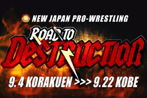 Road to Destruction noche 5