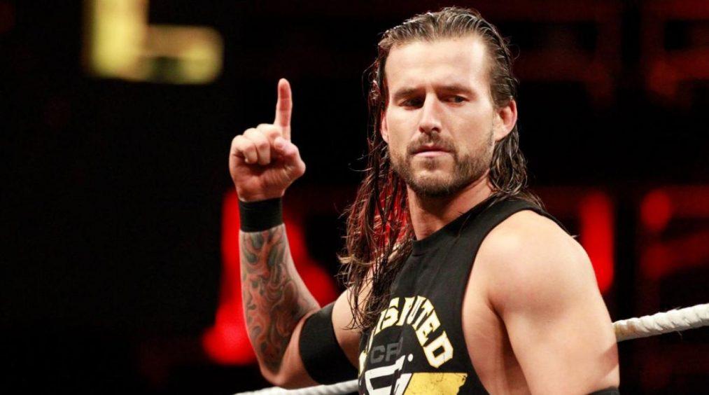 Adam Cole NXT USA Network