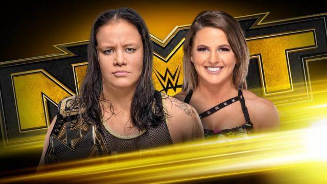 Previa WWE NXT: 2 de octubre de 2019