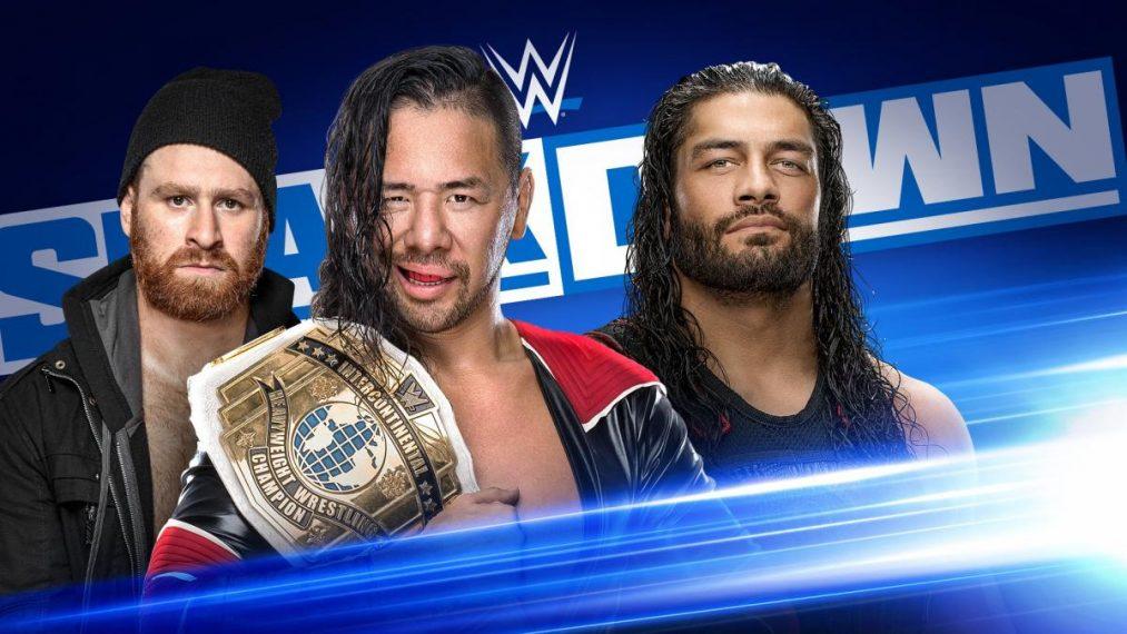 WWE SmackDown Resultados 18 de octubre