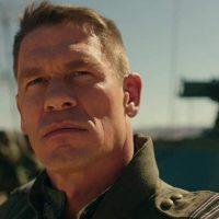 Imágenes de John Cena en el rodaje de Suicide Squad 2