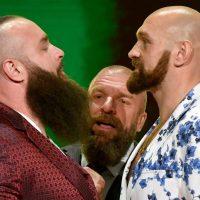 Triple H explica cómo llegó Tyson Fury a WWE