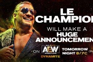 AEW Dynamite 20 de noviembre