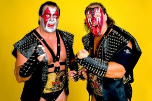 Demolition habla sobre no estar en el WWE Hall of Fame