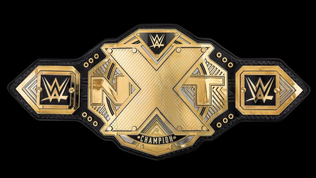 ¿Quién era la persona misteriosa que robaba un Campeonato de NXT?