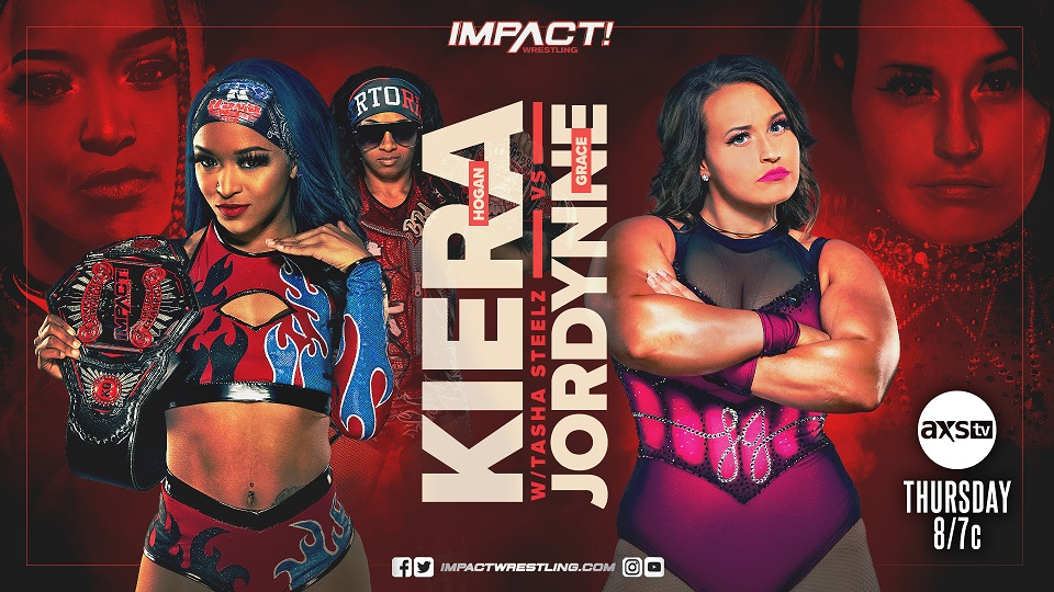 Previa IMPACT Wrestling 22 de abril de 2021