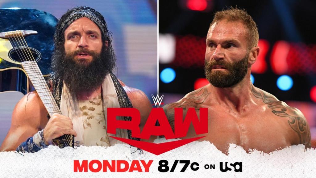 Previa WWE RAW 28 de junio de 2021