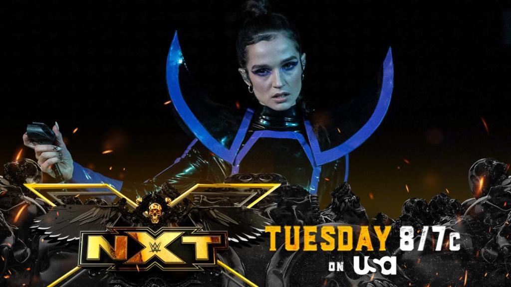 Previa WWE NXT 8 de junio de 2021