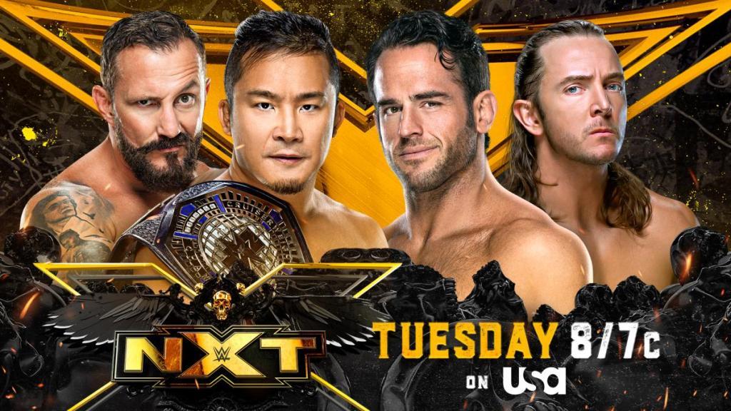 Previa WWE NXT 20 de julio de 2021