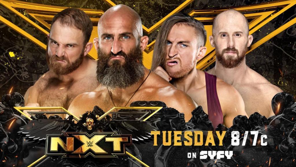Previa WWE NXT 27 de julio de 2021