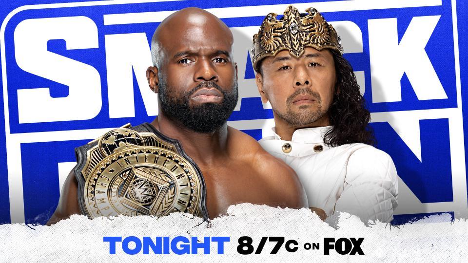 Previa WWE SmackDown 13 de agosto de 2021