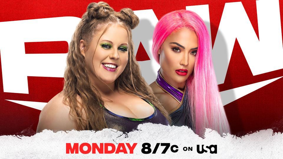 Previa WWE RAW 30 de agosto de 2021