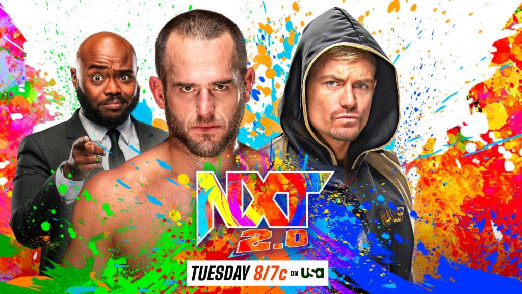 Previa WWE NXT 28 de septiembre de 2021