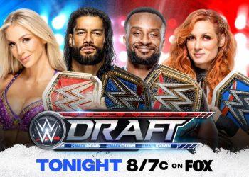 Predicciones WWE Draft 2021