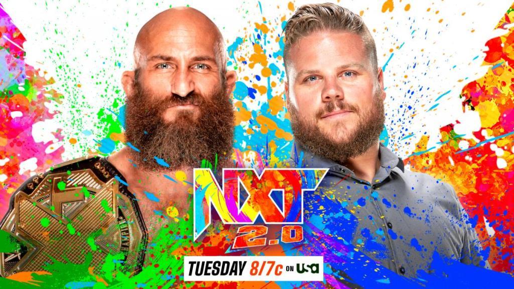 Previa WWE NXT 12 de octubre de 2021